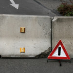 Something coincidental about a Jerseyian writing about a Jersey Barrier