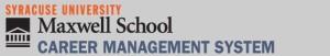 Career Management System Logo