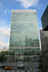 UN Headquarters, New York City, USA