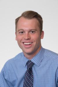 Alex Jorgensen, MAIR student
