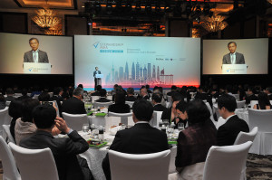 Welcome Address by Hsieh Fu Hua, Chairman, Stewardship Asia Centre & UOB