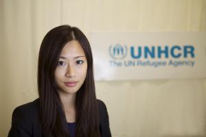 Lin Tien, Public Diplomacy student