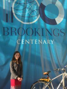 Deborah Baldwin at The Brookings Institution.