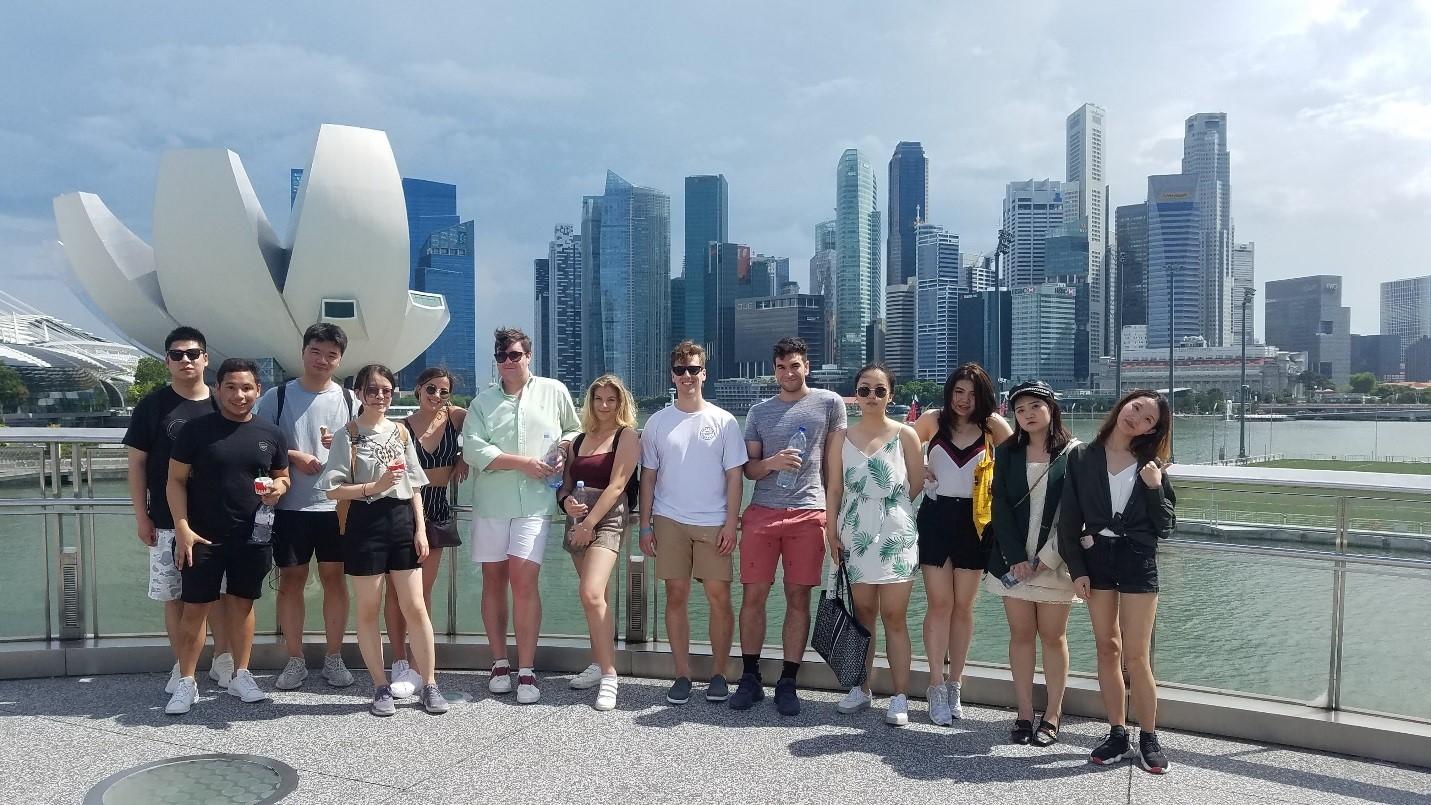 SU Singapore Students 2019