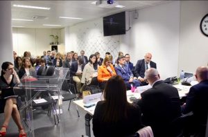 ENC organized panel discussion on EU accession negotiations with Albania and North Macedonia.