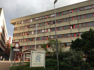 IOM Building Geneva